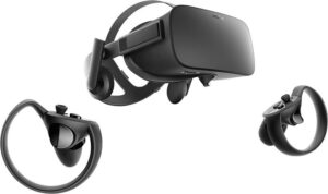 1. Oculus Rift + Touch System