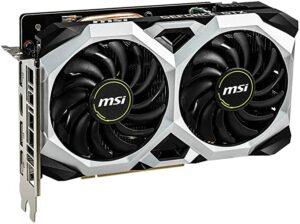 MSI Gaming GeForce GTX 1660 Ti Graphic Card – B07N824KNV