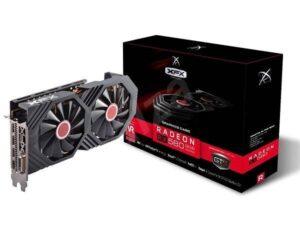 XFX Radeon RX 580 GTS Black Edition Graphic Card