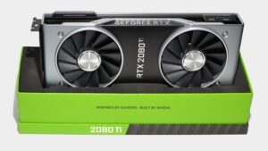 NVIDIA GEFORCE RTX 2080 Ti Founders Edition Graphic Card