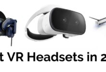 Photo of Top 10 Best VR Headsets in 2020