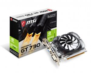 MSI GeForce GT 730 Graphic Card
