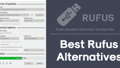 Photo of 10 Best Rufus Alternatives in 2021 (USB Bootable Tools)