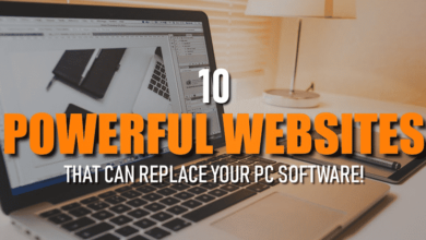 Photo of 10 Best Websites That Can Replace Your PC Software in Windows 10