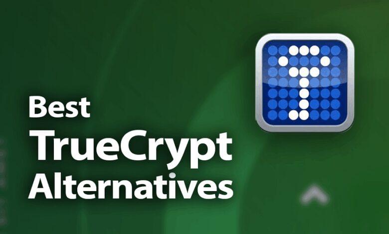 TrueCrypt Alternatives