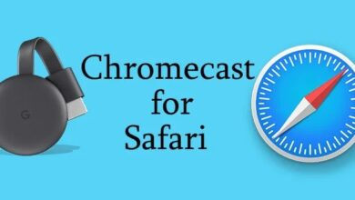 Chromecast Safari Browser from iPhone and Mac