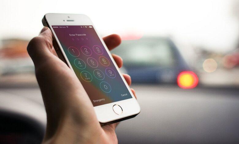 Change Passcode on iPhone