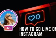Photo of How to Go Live on Instagram