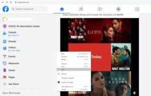 Chromecast Facebook Videos to TV