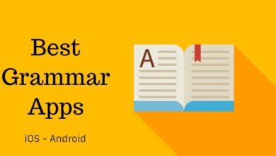 Photo of Top 10 Best English Grammar Apps For Android in 2021
