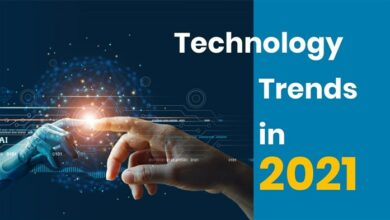 Photo of Top 9 New Technology Trends For 2021