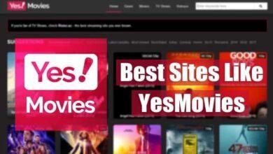 Photo of Sites like Yesmovies – Best Yesmovies Alternatives 2021