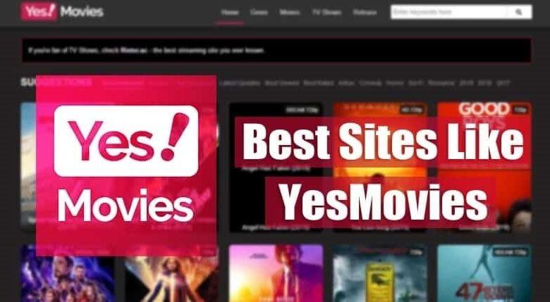 Yesmovies Alternatives