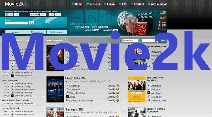 Movie4K Movie2K Proxy & Mirror Sites