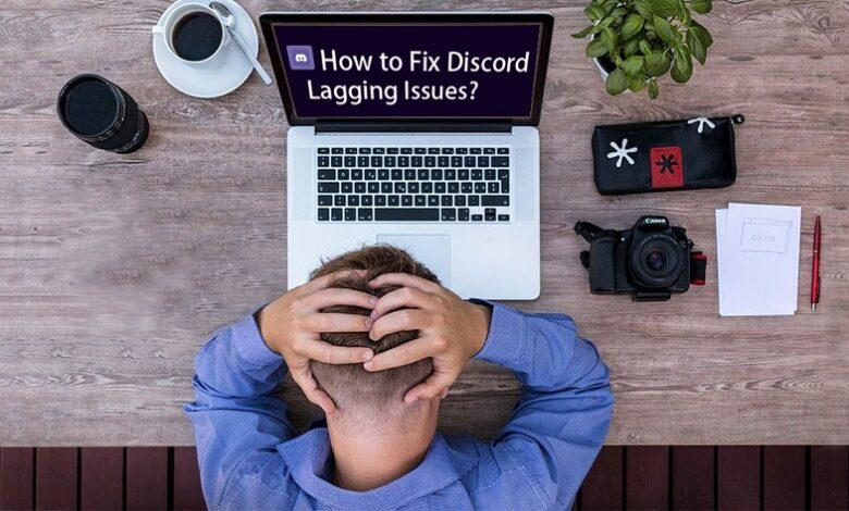 Discord Keeps Lagging