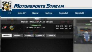 Motorsports Stream TV