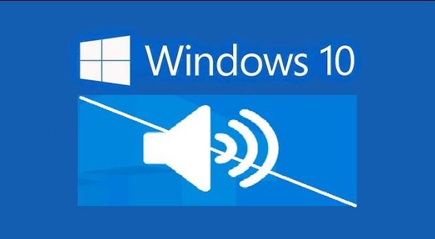 Sound Problems in Windows 10