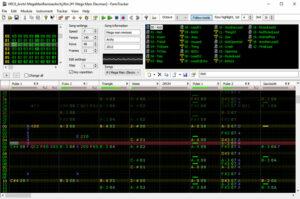 FamiTracker 8bit Music Maker