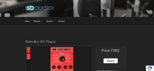RetroBoy Plugin 8bit Music Maker