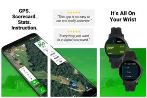 SwingU Golf GPS & Scorecard