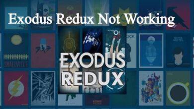 exodus redux not working
