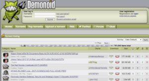 Demonoid Proxy