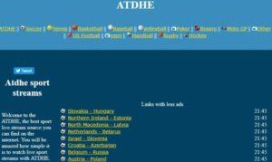 ATDHE