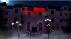 The Haunted Imperial Hotel