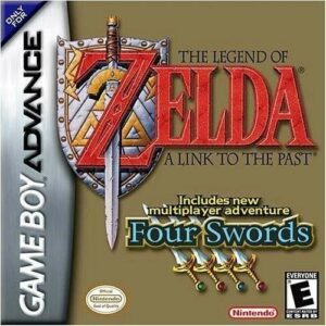 The Legend of Zelda: A Connection to the Events and also Four Swords