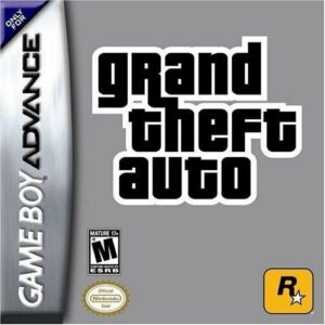 Grand Theft Automobile (GBA)