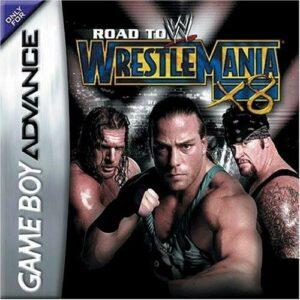 WWE Roadway to WrestleMania X8