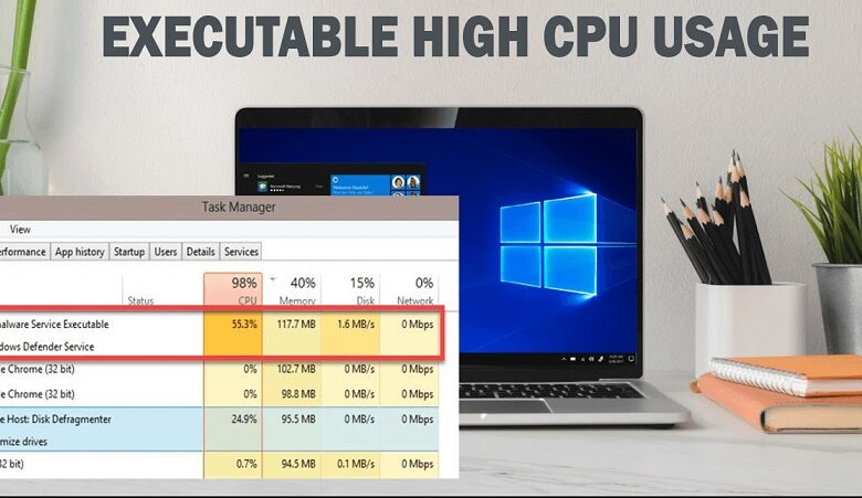 Solved: Chromium Host Executable High CPU Usage Windows 10